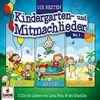 01/3er Box (die Besten Kindergarten-& Mitmachlied