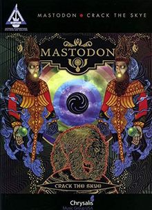 Crack The Skye: Songbook, CD, Grifftabelle (Guitar Recorded Versions)