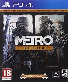 METRO REDUX PS4 MIX