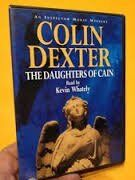 Colin Dexter: The Daughters Of Cain Read By Kevin Whately (Audio Book)