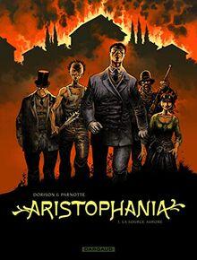 Aristophania - Tome 3 - La Source Aurore (ARISTOPHANIA, 3)
