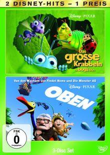 Das große Krabbeln / Oben [3 DVDs]