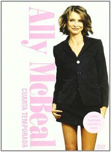 Ally Mcbeal (4ª Temporada Re-Stage) (Import Dvd) (2006) Calista Flockhart; Jan
