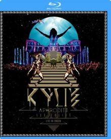 Kylie Minogue - Aphrodite: Les Folies, Live In London [3D Blu-ray]