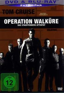 Operat¡on Walkuere (2-dvd&bd)