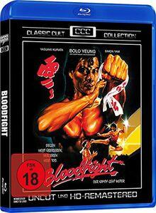 Bloodfight - Classic Cult Editon [Blu-ray]
