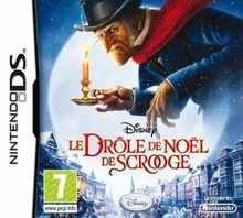 LE DROLE DE NOEL DE SCROOGE DS