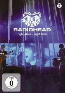Radiohead-Right Place-Right Time Jap - Dvd [IT Import]