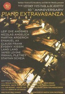 10th Anniversary - Piano Extravaganza