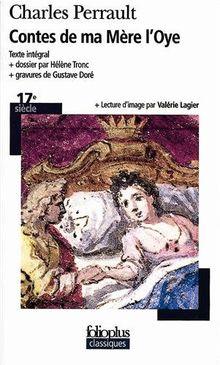 Contes de ma Mère l'Oye (Folio Plus Classique)