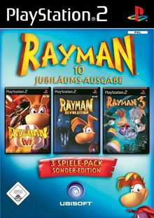 Rayman Jubiläumsausgabe