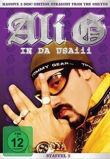 Ali G - In da USAiii [2 DVDs]