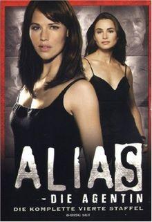 Alias - Die Agentin - Die komplette vierte Staffel (6 DVDs)