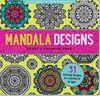 Mandala Designs Artist's Coloring Book (Studio)