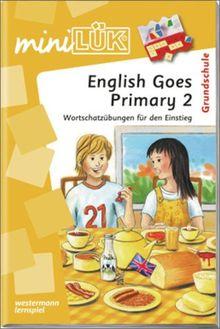 miniLÜK: English Primary 2: Englisch in der Grundschule
