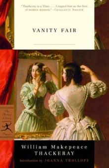 Vanity Fair: A Novel without a Hero (Modern Library Classics)