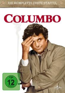 Columbo - 1. Staffel [4 DVDs]