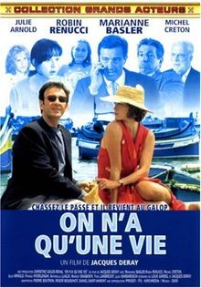 On n'a qu'une vie [FR Import]