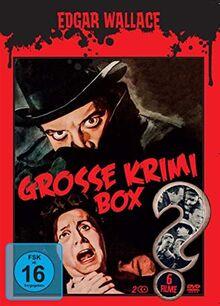 Edgar Wallace - Große Krimi-Box [2 DVDs]