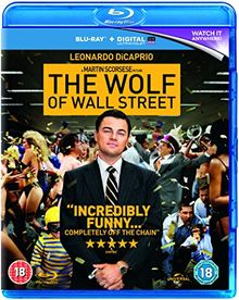The Wolf of Wall Street [Blu-ray] [PL Import]