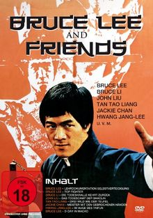 Bruce Lee and Friends [2 DVDs]