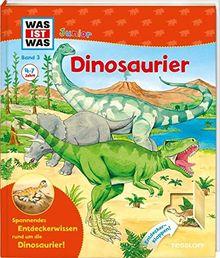 WAS IST WAS Junior Band 3. Dinosaurier: Was sind Dinosaurier? Waren sie gefährlich? Warum sind sie ausgestorben? (WAS IST WAS Junior Sachbuch, Band 3)