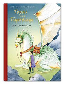 Drachenbuch Topas und Tigerauge