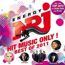 Energy Hits (Hit Music Only) Best of 2011