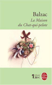 La Maison Du Chat Qui Pelote (Ldp Libretti)