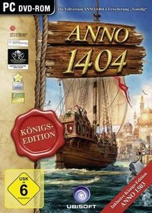 Anno 1404 - Königs-Edition (DVD Box)