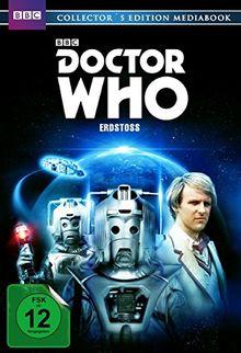 Doctor Who - Fünfter Doktor - Erdstoß - Collectors Edition Mediabook [2 DVDs]