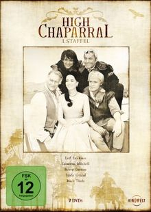 High Chaparral - 1. Staffel [7 DVDs]