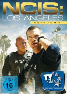 NCIS: Los Angeles - Season 2.1 [3 DVDs]