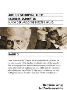 Kleinere Schriften.: Nach der Ausgabe letzter Hand.