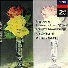 Beliebte Klavierwerke