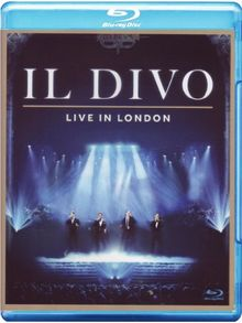 Il Divo - Live in London [Blu-ray]