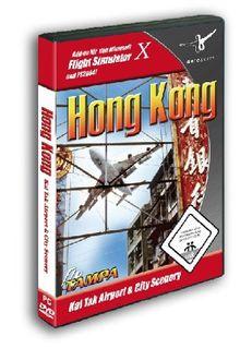 Flight Simulator X - Hong Kong City & Kai Tak Airport (Add-on)