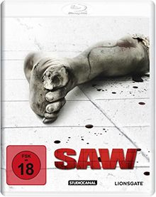 Saw - White Edition [Blu-ray] [Director's Cut]