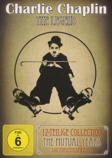 Charlie Chaplin - The Legend