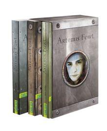 Artemis Fowl: Sonderausgabe: Bände 1-3 im Schuber: Inhalt: Artemis Fowl / Der Geheimcode / Die Verschwörung