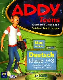 ADDY Deutsch Klasse 7+8 (MAC)