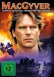 MacGyver - Season 7 [4 DVDs]