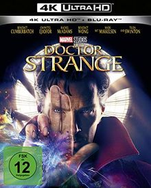 Doctor Strange 4K Ultra HD (+ Blu-ray)