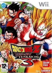 Third Party - DBZ Budokai Tenkaichi 3 Occasion [ WII ] - 3296580803910