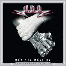 Man and Machine (Re-Release+Bonus)