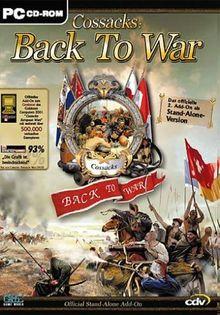Cossacks: Back to War [cdv bestseller]
