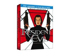 The resident evil collection (Boxset) [Blu-ray] [IT Import]