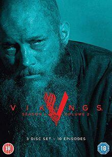 Vikings - Stagione 04 #02 (3 Dvd) (1 DVD)