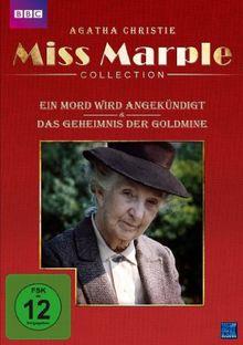 Miss Marple Collection (Ein Mord wird angekündigt + Das Geheimnis der Goldmine)