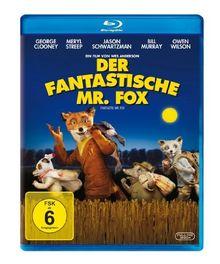 Der fantastische Mr. Fox [Blu-ray]